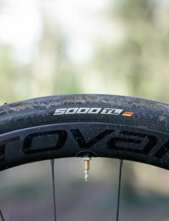 Best road bike tyres