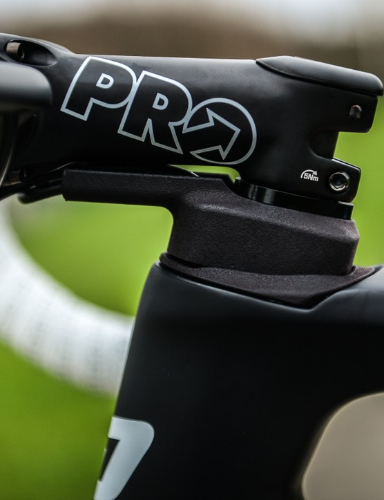 Lapierre Aircode DRS headset spacer