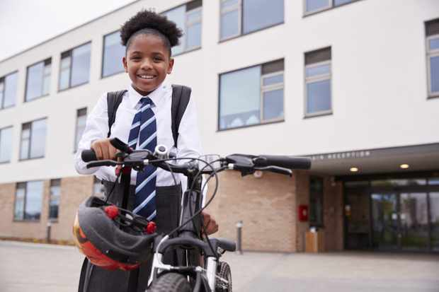 UK government promises cycle training for every child, Sustrans says infrastructure must follow