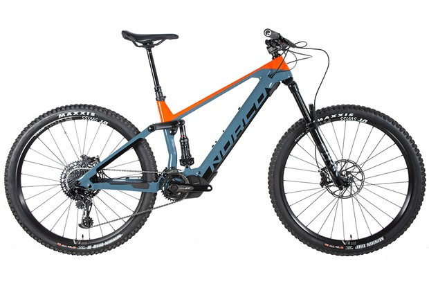 Norco's new Sight VLT e-bike is a Ride Aligned 29er (and it's available in aluminium)