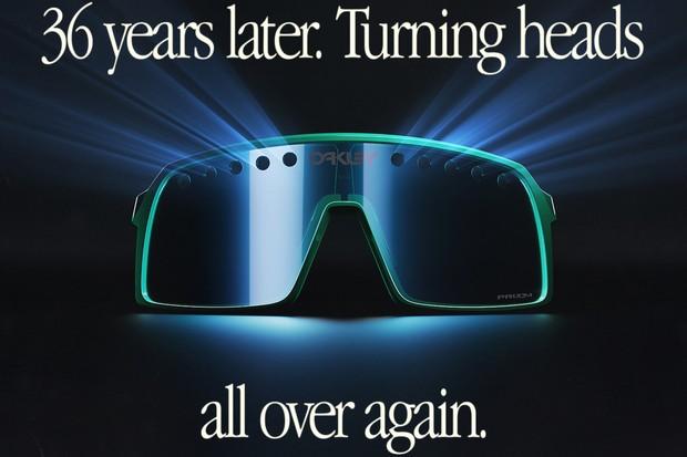 Oakley launches wild new retro-styled Sutro Eyeshade sunglasses