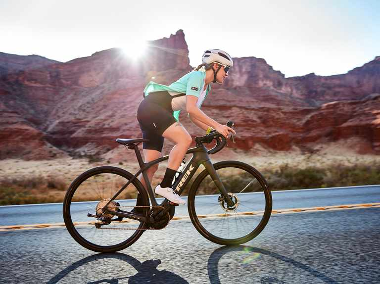 Trek launches super-powerful Domane+ HP with 28mph top speed