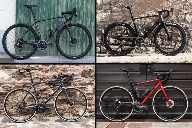 Vitus (almost) all-in on disc brakes for 2020 road bike range