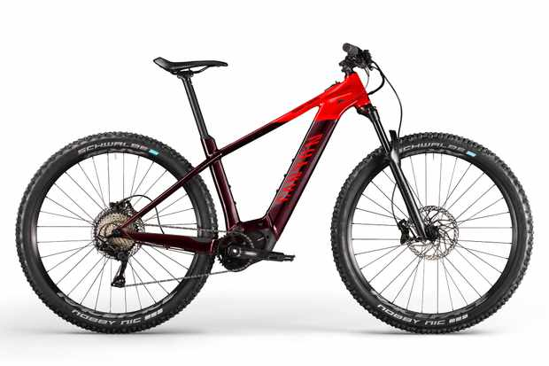 The Canyon Grand Canyon trail bike is now available with a motor