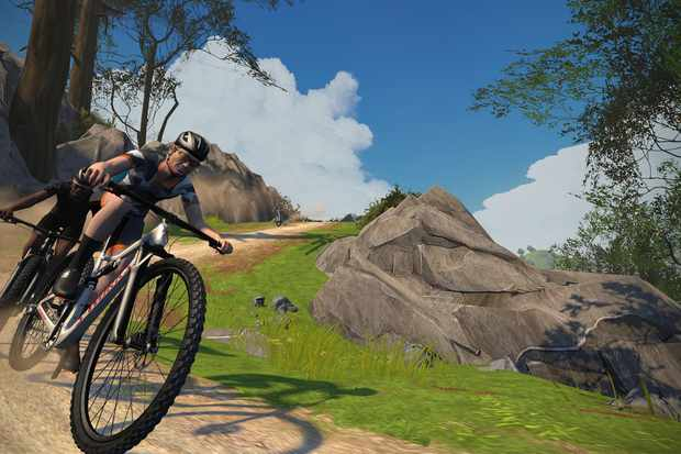 Zwift: The mountain biker's dirty secret