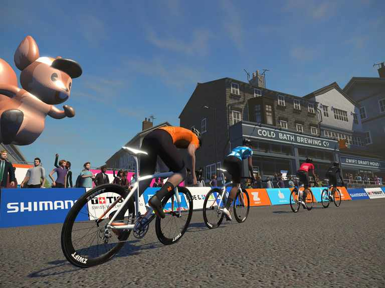 Zwift Your Complete Guide Everything You Need To Know Bikeradar