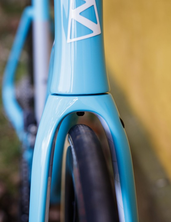BikeRadar's Bike of the Week. Ribble Endurance SL Disc on yellow background.
