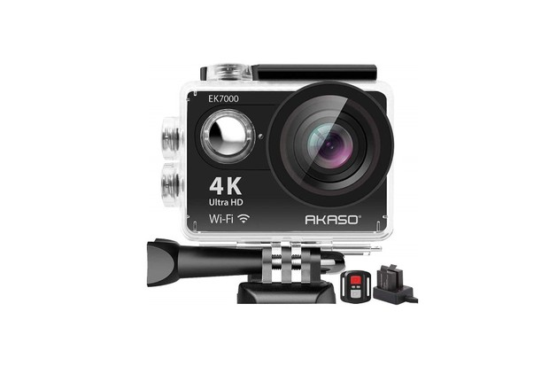 Cheap action cameras for recording your bike adventures