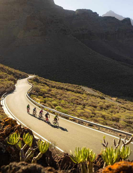 Bike of the Year 2020 testing in the mountains of Gran Canaria