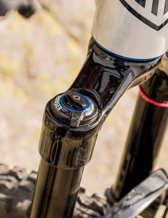 RockShox Pike Ultimate on the Bird Aether 7
