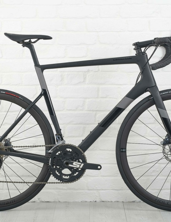 Cannondale SuperSix EVO Carbon Disc Ultegra, Road Bike of the Year 2020