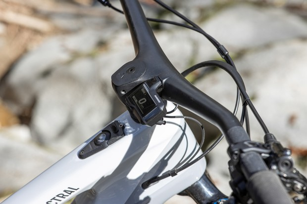 Canyon Spectral:ON 9.0 electric mountain bike