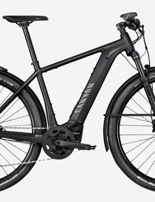 Canyon Pathlite:ON 7.0 electric trekking bike