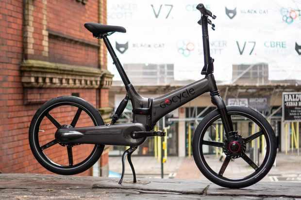 BikeRadar Meets podcast | GoCycle's Richard Thorpe on Formula 1, bike design and urban ebikes