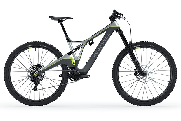 Cedric Gracia backed e-MTB looks very promising (but you can't buy it yet)