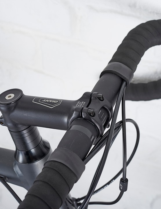 Giant Sport stem on the Giant Contend SL1 road bike