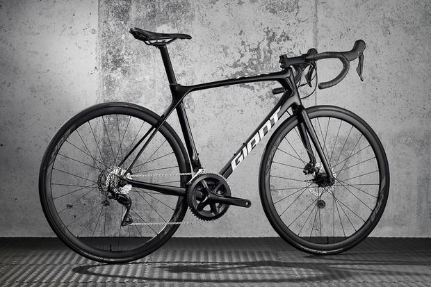 Giant Tcr Advanced 2 Disc Review Road Bikes Bikes Bikeradar