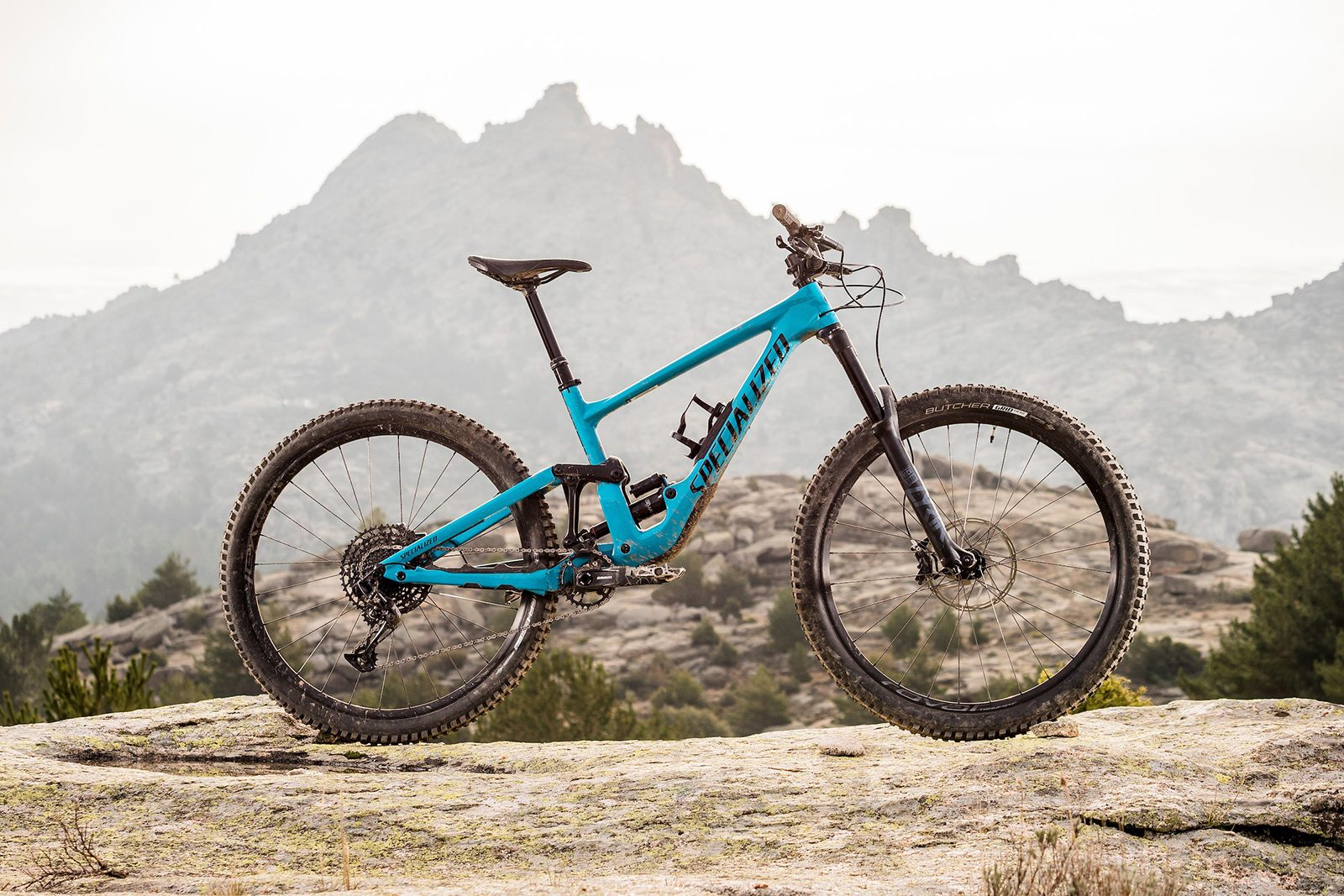 MTB//DH Carbon Downtube Protector Clear Vinyl Bike Cycling Stone Guard
