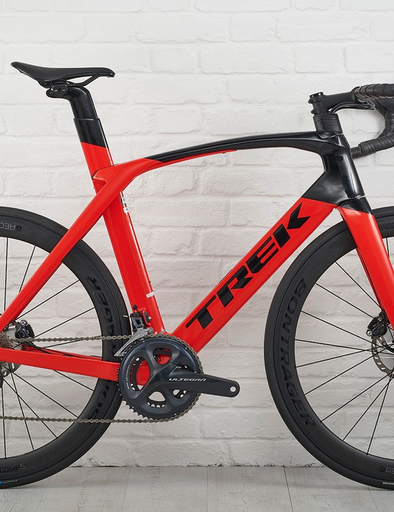 Trek Madone SL6 Disc winner in the Aero Bike of the Year 2020