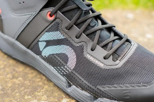 Five Ten Trail Cross Mid Pro MTB shoe mid-foot