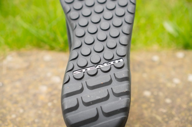 Five Ten Trail Cross Mid Pro MTB shoe sole