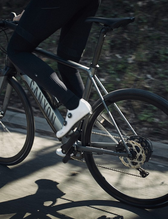 Riding the Endurace:ON