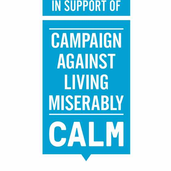 In Support Of The Campaign Against Living Miserably