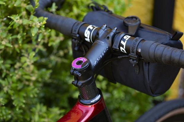 JRC Components Carbon Donut headset cap
