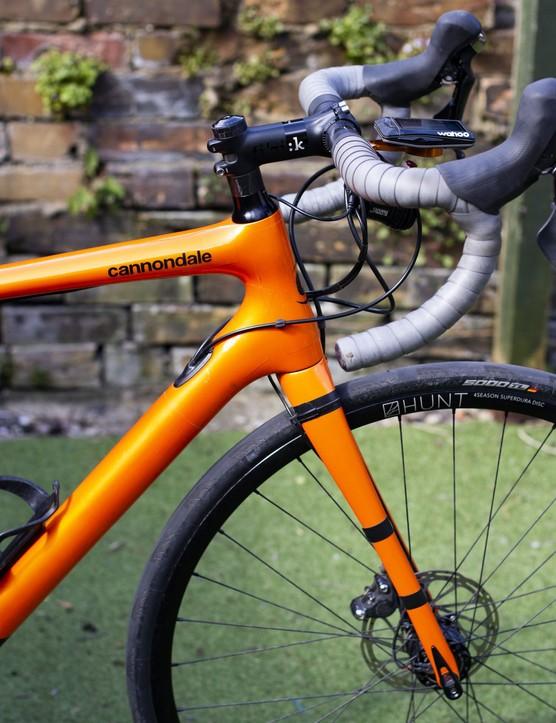 Cannondale Synapse Carbon Disc Ultegra endurance road bike