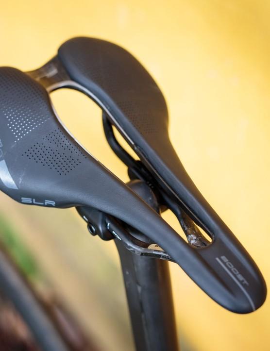 Bike of the Week | Orbea Orca OMX saddle