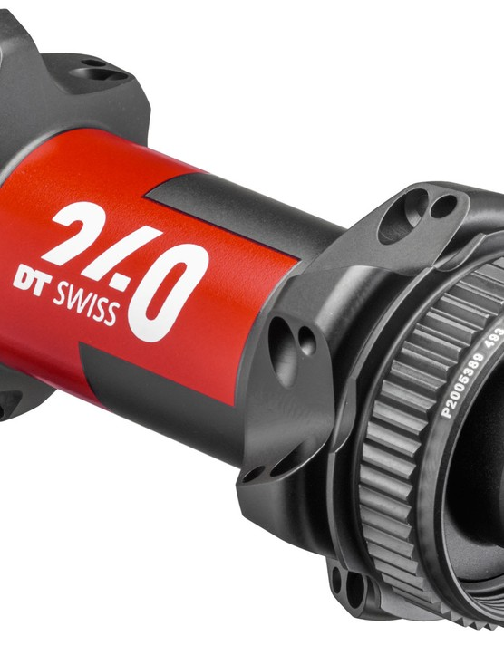 DT Swiss 240 straight-pull hub