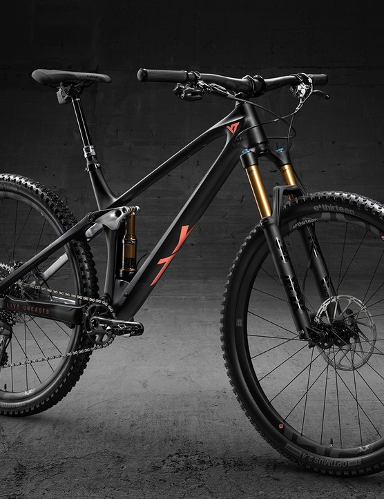 YT Industries Izzo launch edition full suspension mountain bike