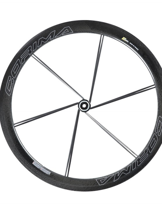 Corima MCC DX front wheels