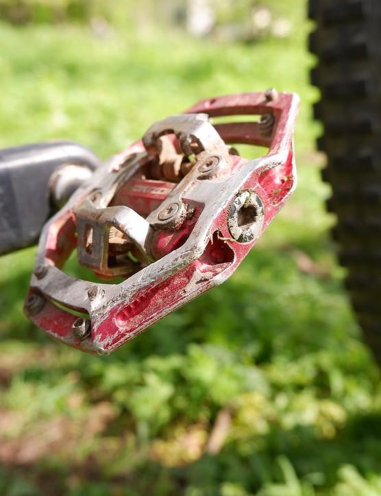 santa cruz chameleon pedalssanta cruz chameleon pedals