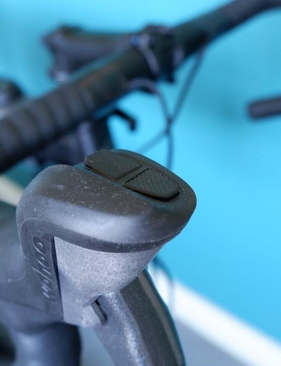 wahoo kickr bike shifter 2