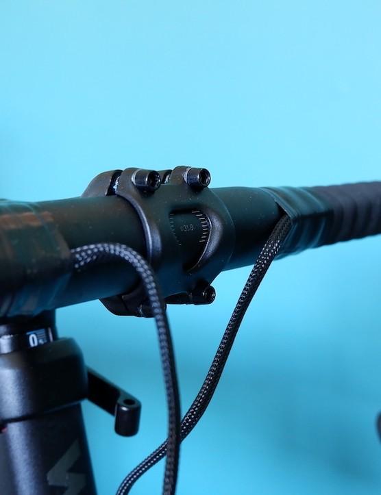 wahoo kickr bike stem