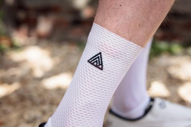 Rule 28 Aero Socks close up