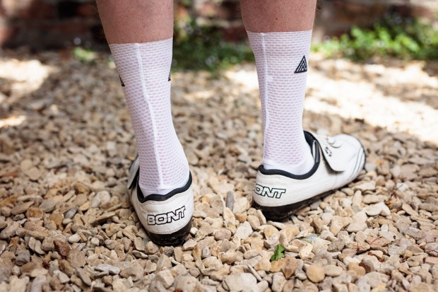 Rule 28 Aero Socks rear