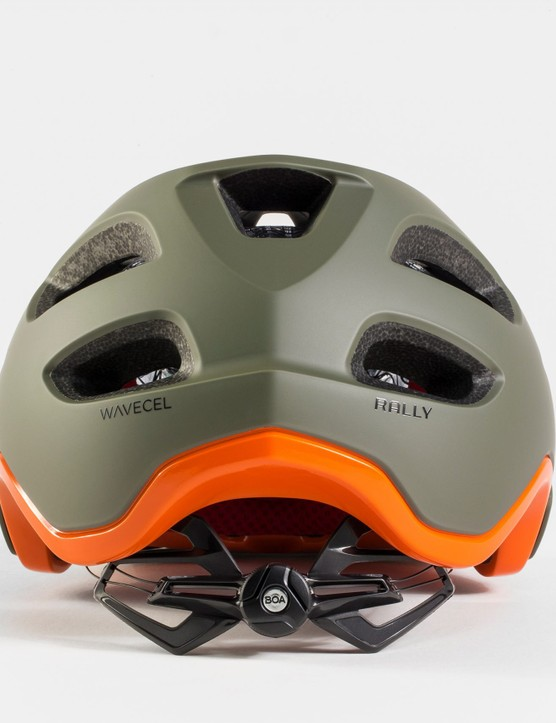 Bontrager Rally WaveCel rear