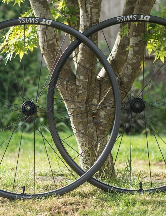 DT Swiss PRC 1100 Dicut Mon Chasseral wheels