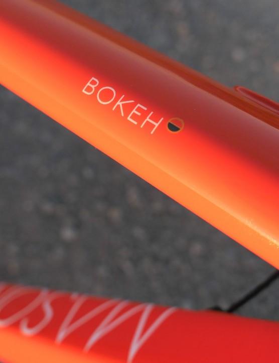 Mason Bokeh gravel bike
