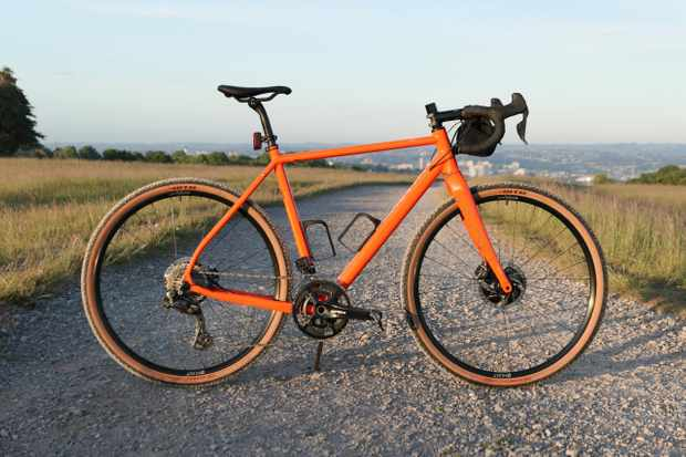 BikeRadar Builds | George's Mason Bokeh gravel bike
