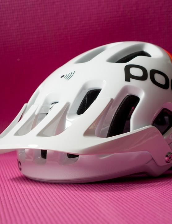 POC Tectal Race SPIN NFC mountain bike helmet