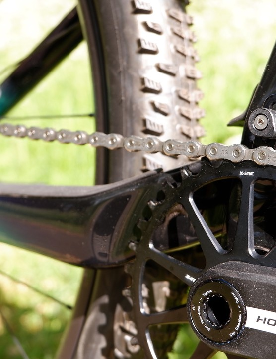 Cannondale Scalpel chain guide