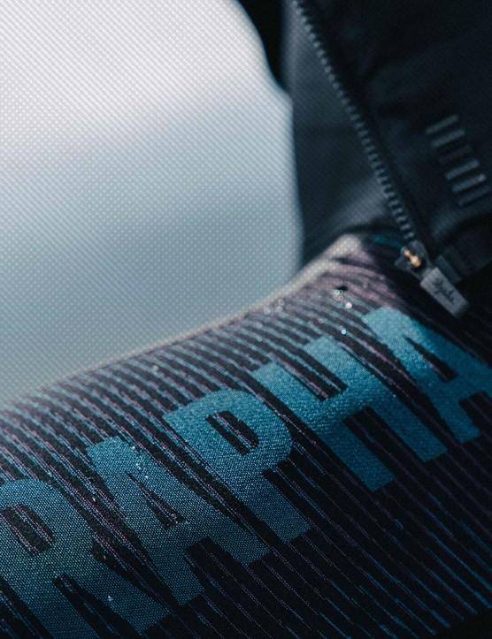 Powerweave fabric close-up