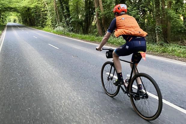 BikeRadar's assistant editor, Jack Luke, is a big fan of fixed gear riding