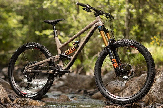 Best Enduro Bike 2021 2021 Commencal Clash 650b park bike wants you to venture out of