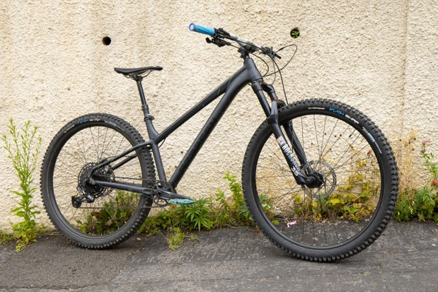 Saracen Zenith Elite LSL hardtail mountain bike