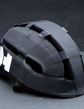 Hedkayse bike helmet in black