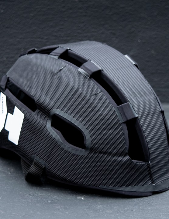 Hedkayse bike helmet in black
